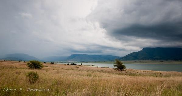 Kwena Dam