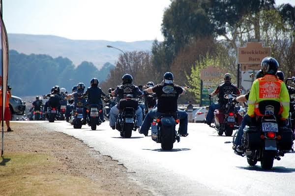 Harley Stroom Rally